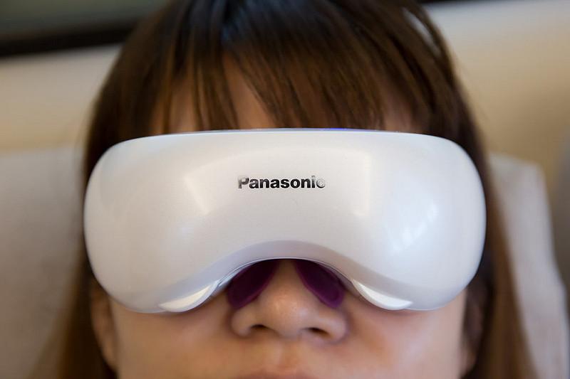 【大阪遊記】Bic Camera Panasonic EH-CSW53 眼部溫感按摩器 3C族必敗!