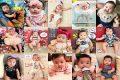 [紀錄] 小邦妮 2-4M成長照片記錄 成長飛快的兩個月~ 四個月收涎,開始要翻身了!