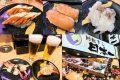 [美食] 日本 大阪 日本一迴轉壽司 千日前店 每盤只要130円!高CP值!都日本人光顧!
