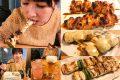 [美食] 日本 京都 鳥貴族 三条河原町通店 280円均一價!便宜串燒燒烤連鎖店!喝酒吃肉的好地方!