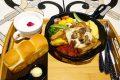 [美食] 台南 多一點咖啡館 耘非凡館 新開幕!買不起豪宅也可以來華麗裝潢內吃人氣早午餐!