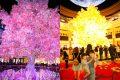 [遊記] 澳門親子遊 永利酒店-表演湖水舞、吉祥樹、富貴龍 免費表演、影片分享!