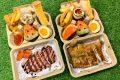 [美食] 台南 也野餐參 特色蛋盒早午餐 室內也可以草地野餐~ 超夯IG網美集散地!