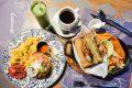 [美食] 台南 Bistro88義法餐酒館 小西門店 早午餐餐點還不賴!用餐氣氛非常好!