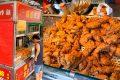 [美食] 台南 阿珍炸雞 在地20年小攤~ 一週只賣六日兩天!一早開賣就生意超好!