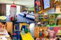 [住宿] 煙波大飯店 新竹湖濱館 星際太空艙兒童房 幼童們的玩樂天堂!卡樂次元遊樂設施多、兒童戲水池好好玩!
