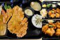 [美食] 台南 才川 和洋料理 CP值不錯的平價日式料理!炸雞外酥內嫩、炸豬排超大塊!