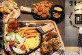 [美食] 台南 Louti樓梯輕食坊-安平店 新開幕~ 仁武來的網美平價早午餐連鎖店!