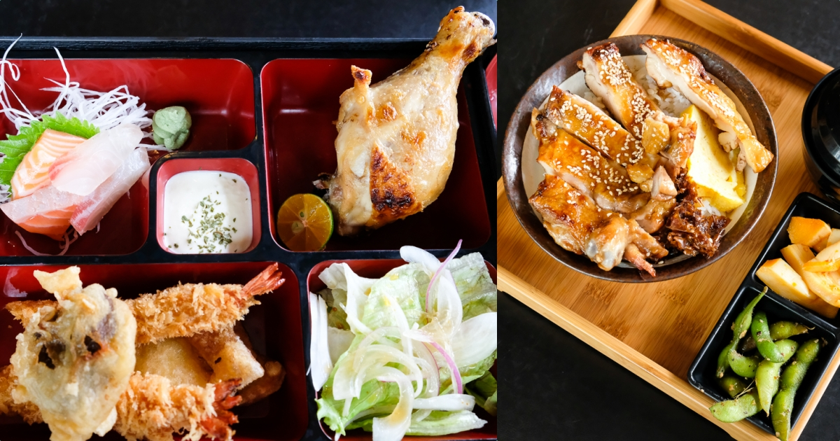 [美食] 台南 八食本舖 日式簡餐定食、丼飯