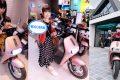[開箱] Gogoro 2 Delight 粉紅突襲 接送小孩上下學的好車!壽星到家樂福購買優惠7000元方式分享!