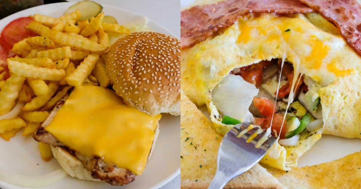[美食] 台南 Green House 綠屋異國美食風味館 老店重新營業~ 平價早午餐義大利麵!