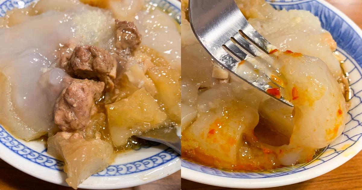 [美食] 台南 益伯 水里肉圓