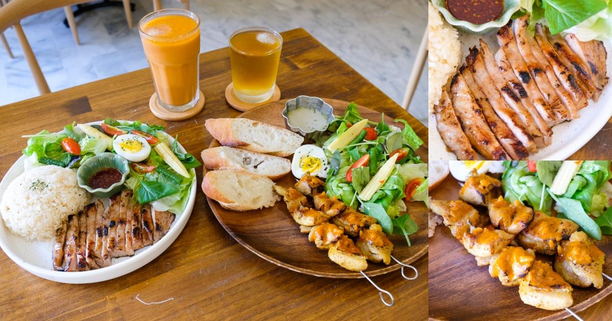 [美食] 台南 EMO THAI 泰式小餐館 早午餐限量供應~ 一週只賣三天!
