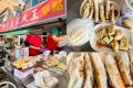 【台南美食】春牛豆漿大王 鴨母寮市場旁~ 來自台東的傳統早餐店!燒餅,鍋貼,蛋餅都不錯!