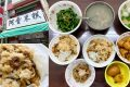 【台南美食】阿童米糕 安南區在地人才知道的銅板小吃 米糕好吃~ 肉燥油條也不賴!