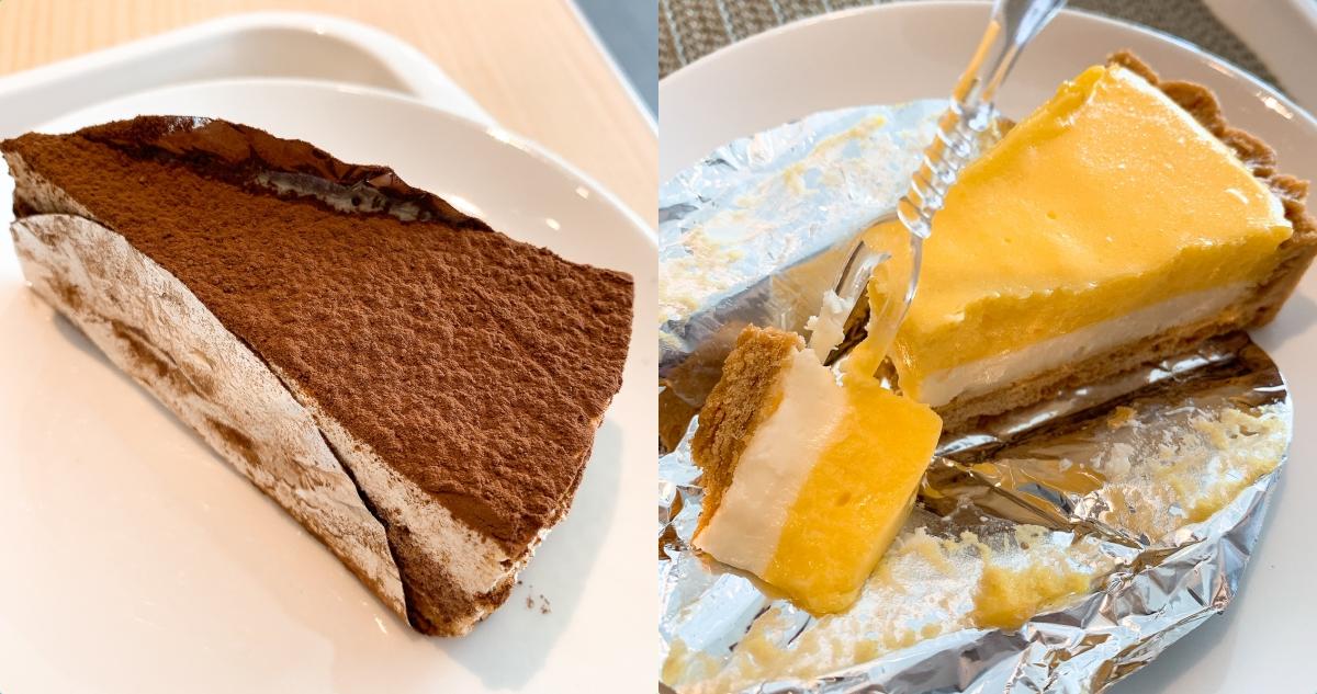 【台南美食】提拉米蘇精緻蛋糕 臺南店