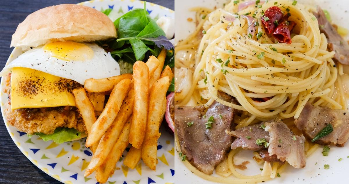 【台南美食】初食手作廚房 早午餐、義大利麵!