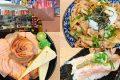 【台南美食】花火日本料理 丼飯壽司專賣 國華街低調新店~ 平價好吃!打卡有優惠!