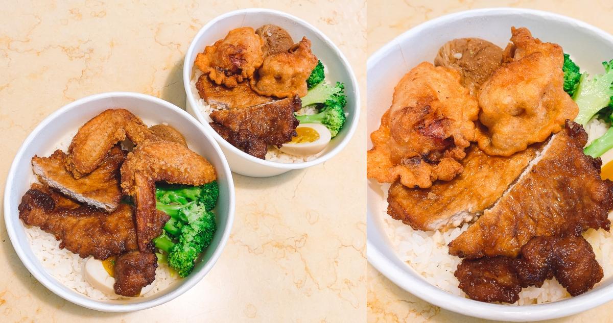 【台南美食】小德森 和洋廚坊 咖哩飯便宜好吃~ 疫情期間有80元雙拼主菜過客便當!